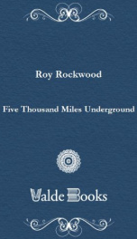 Five Thousand Miles Underground_cover