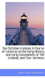 the christian ecclesia_cover