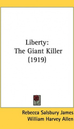 liberty the giant killer_cover