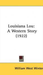 Louisiana Lou_cover