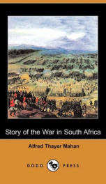 Story of the War in South Africa_cover