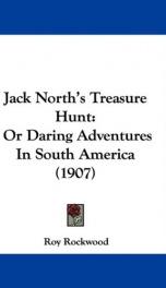 Jack North's Treasure Hunt_cover