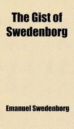 The Gist of Swedenborg_cover