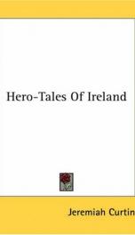 hero tales of ireland_cover