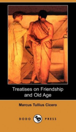 Treatises on Friendship and Old Age_cover