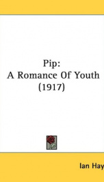 pip a romance of youth_cover