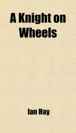 a knight on wheels_cover