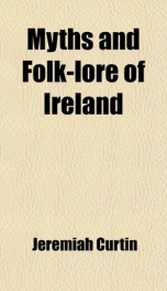 myths and folk lore of ireland_cover