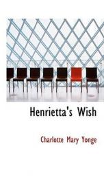 Henrietta's Wish_cover