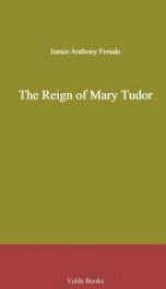 The Reign of Mary Tudor_cover