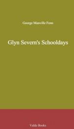 Glyn Severn's Schooldays_cover