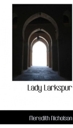 Lady Larkspur_cover