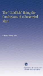 the goldfish being the confessions of a successful man_cover