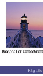 reasons for contentment_cover