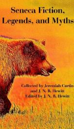 seneca fiction legends and myths_cover