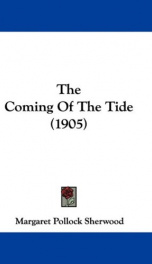 the coming of the tide_cover