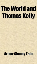 the world and thomas kelly_cover
