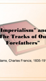imperialism and the tracks of our forefathers_cover