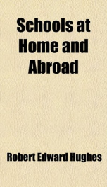 schools at home and abroad_cover