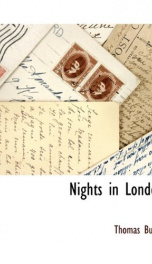 Nights in London_cover