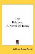 the balance a novel of today_cover