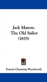Jack Mason, the Old Sailor_cover