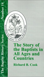 the story of the baptists in all ages and countries_cover