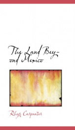 the land beyond mexico_cover