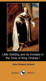 Little Gidding and its inmates in the Time of King Charles I._cover