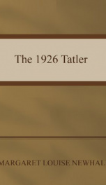 The 1926 Tatler_cover
