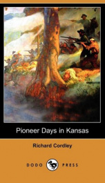 pioneer days in kansas_cover