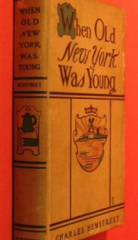 when old new york was young_cover