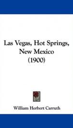 las vegas hot springs new mexico_cover