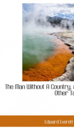 The Man Without a Country and Other Tales_cover