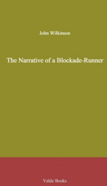The Narrative of a Blockade-Runner_cover