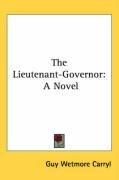 The Lieutenant-Governor_cover