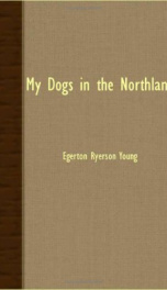 my dogs in the northland_cover
