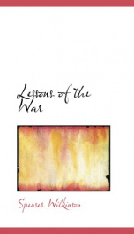 Lessons of the War_cover