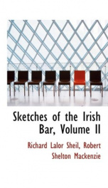 sketches of the irish bar_cover