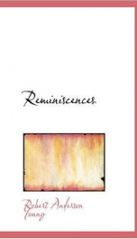 reminiscences_cover