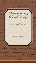 Memoirs of My Life and Writings_cover