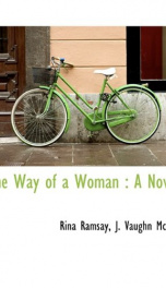 the way of a woman a novel_cover