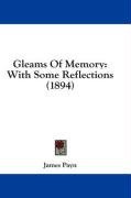gleams of memory with some reflections_cover