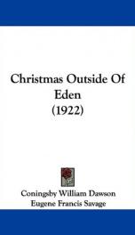 Christmas Outside of Eden_cover