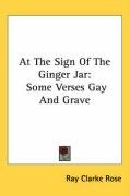 at the sign of the ginger jar some verses gay and grave_cover