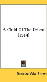 a child of the orient_cover