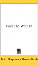find the woman_cover