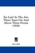 en lair in the air three years on and above three fronts_cover