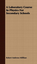 a laboratory course in physics for secondary schools_cover