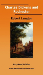 charles dickens and rochester_cover